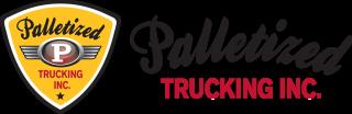 Palletized Trucking Company